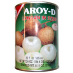 Aroy-D Longan In Syrup 565g 糖水龙眼