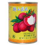 Golden Diamond Lychees in Syrup 567g / 糖水荔枝罐头 567g