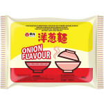 Wei Lih Instant Noodle Onion 85g 維力洋蔥麵