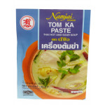 Namjai Thai Tom Kha Paste 50g 泰国东加咖喱酱