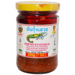 Pantainorasingh Shrimp Paste With Soya oil 200g