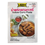 Lobo Mix Yellow Curry Paste 50g