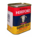 Hereford Corned Beef 340g / 罐头牛肉 340克