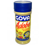 Goya Adobo Seasoning without Pepper Blue 226g