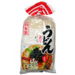 Kanesue Fresh Noodle Udon W/Soup 4x200g / 金寿 うどん 4x200g