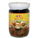 XO Chilli Paste With Sweet Basil Leaves 200g