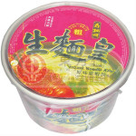 SSF Noodle King Lobster Thick 82g (Bowl) 生麵皇原味龍蝦湯(粗)