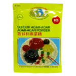 Cap Swallow Serbuk Agar Agar Powder Red 12g 燕菜精(红色)