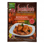 Bamboe Bumbu Rendang ( Indonesian Beef Stew Curry) 35g