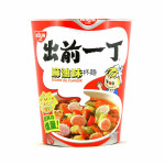 Nissin Demae Cup Instant Noodle Sesame Oil 72gr / 出前一丁麻油杯麵