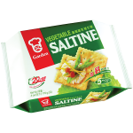Garden Vegetable Saltine Crackers 115G / 嘉顿蔬菜梳打饼 115克