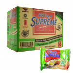 Mi Sedaap Supreme Vegetable Soto Flavour Soup Noodle 75gx40