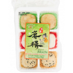 MLS Glutinous Rice Cake Assorted Flavour 220gr / 万里香什锦麻糬克