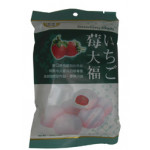 Royal Family Strawberry Mochi 120g 草莓大福麻糬