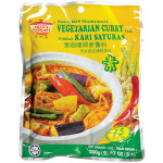 Tean's Vegetarian Curry Paste 200gr 田师傅素咖喱即煮酱
