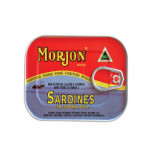 Morjon Sardines In Soya Oil 120g