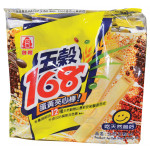 Pei Tien Stape Grains 168 Egg Yolk Flavour 180g / 五谷蛋黄夹心棒 180克