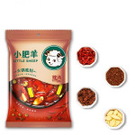 Little Sheep Hot Pot Soup Base Hot 235g / 小肥羊香辣火锅底料 235g