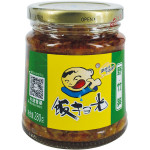Fan Sao Guang Preserved Bamboo Shoots 280g / 饭扫光 野竹笋 280克