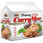 Ibumie Penang White CurryMee Flavour 105gx4 / 槟城白咖喱面 105gx4