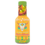 Arizona Mucho Mango Lemonade 500ML / 多芒柠檬水 500毫升