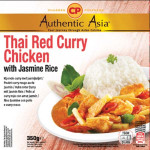 CP Thai Red Curry Chicken with Jasmine Rice 350g 泰国即吃红咖哩鸡饭