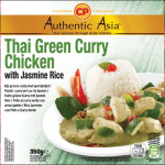 CP Thai Green Curry Chicken with Jasmine Rice 350g 泰国即吃绿咖哩鸡饭