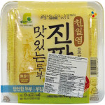 CJ Tasty Soy Tofu Firm For Stir-Fry / Deep-fry 300g  / 韩国硬豆腐(宜煎炸)300g