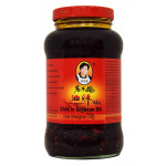 Old Mother Peanuts in Chilli Oil 老干媽油辣椒 730g