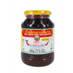 Pantainorasingh Chilli Paste with Soya Bean Oil 500g / 辣酱大豆酱 500克