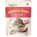 CJ Bibigo Seaweed Crisps Hot Spicy Flavour 20g