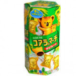 Lotte Koala March Milk Chocolate Cream Biscuits 37g / 乐天考拉牛奶巧克力饼干 37克