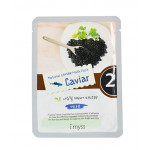 I.Myss Natural Mask Caviar 23g (NR.2) 韩国黑鱼子面膜
