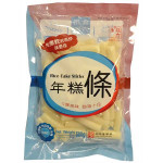 CLS Fresh Rice Cake Sticks  / 张力生年糕条 500g