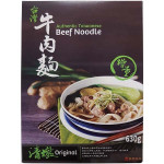 Han Dian Authentic Taiwanese Beef Noodle Original 630g / 汉典急冻台湾牛肉面 清炖味 630克