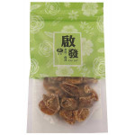 Kai Fat Preserved Wampi with Prune Flavour (with sugar and sweetener) 60g / 话梅黄皮
