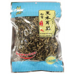 Furui Dried Black Fungus Strip White Back 100G / 馥瑞 珍品白背黑木耳丝 100克
