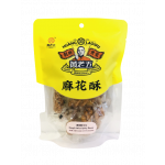 Huang Lao Wu Dough Twist Spicy Flavour 108g  / 黄老五 开心麻花怪味小麻花(独立包装)108g