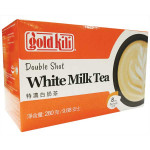 Gold kili Double Shot White Milk Tea 8*35g / 特浓白奶茶 8*35g