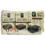 Seasoned Seaweed Snack( With Olive Oil) 9x5g / 橄榄油即食海苔 45克