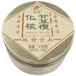 Kai Fat Preserved Seedless Olive with Liquorice(with sugar and sweetener)150g / 化核甘草榄 150g