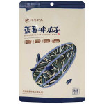 HK Sunflower Seeds Blueberry Flavour (with sugar and sweeteners) 90g / 恒康蓝莓味瓜子 90g