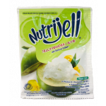 Nutrijell Jelly Powder Young Coconut 15g / 冻子粉 青椰味 15克