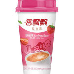 XIANG PIAO PIAO Milk Tea Strawberry Flav. 80g / 香飘飘奶茶(草莓味)80g