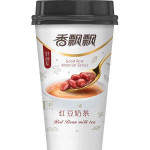 XIANG PIAO PIAO Milk Tea Red Bean Flav. 64g / 香飘飘 红豆奶茶 64g