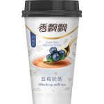 XIANG PIAO PIAO Milk Tea Blueberry Flav. 80g / 香飘飘奶茶 蓝莓味 80g