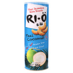 RI-O Thai Jasmine Rice Snack Flavour Thai Coconut 55g