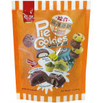 ROYAL FAMILY Pie Cookies With Mochi Mixed 200g / 皇族综合麻糬派饼 200g