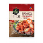 CJ Bibigo Fried Chicken w. Sweet & Spicy Sauce 350g / CJ Bibigo 韩国甜辣炸鸡块 350g