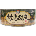Surasang Roll Cookie With Coco Flav 365g / 竹马故友 椰子味夹心卷 365克